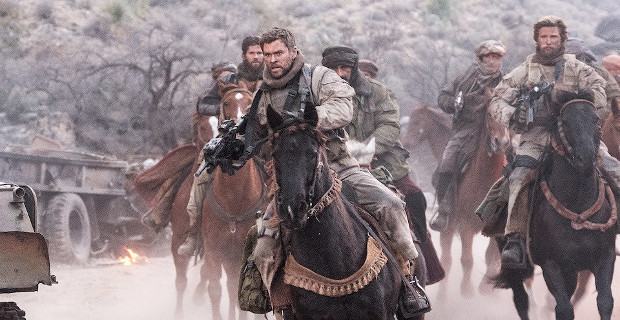 Weekend box office: 12 Strong and Den of Thieves chase Jumanji