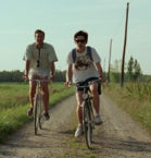 Timothée Chalamet, Armie Hammer in Call Me By Your Name