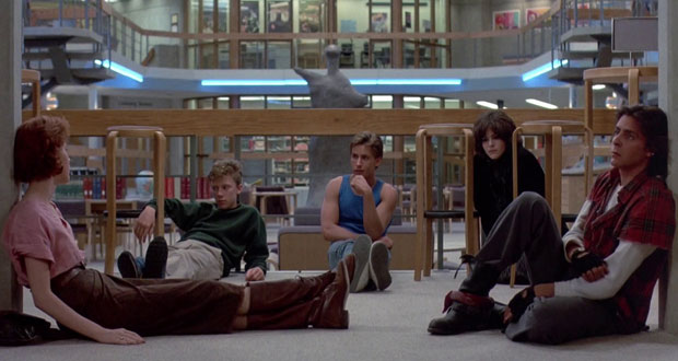 The Breakfast Club Criterion Collection Blu-ray Review
