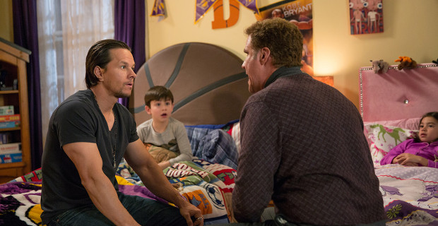 Daddy's Home 4K Ultra HD Blu-ray Review
