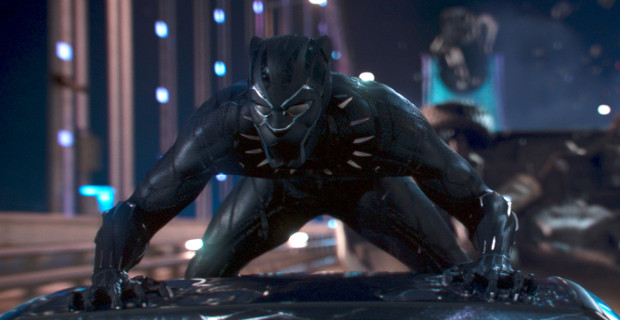 Weekend box office: Black Panther claws its way to box office records