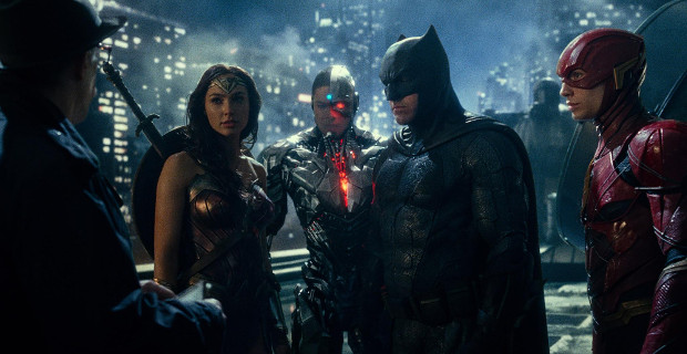 Justice League 4K Ultra HD Blu-ray Review