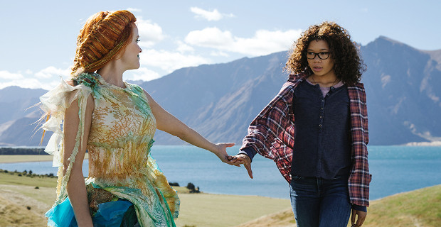Weekend box office: A Wrinkle in Time challenges Black Panther
