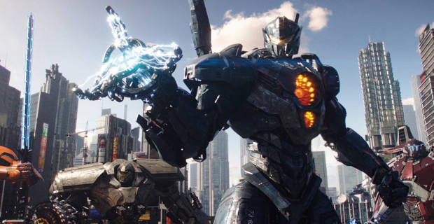 Weekend box office: Pacific Rim Uprising dethrones Black Panther but still doesn't impress