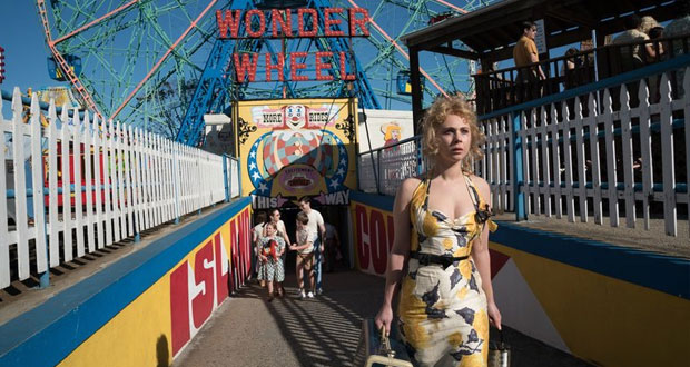 Wonder Wheel Blu-ray Review