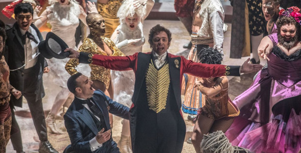 The Greatest Showman 4K Ultra HD