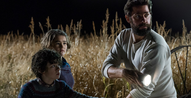 Weekend box office: A Quiet Place grabs the top spot
