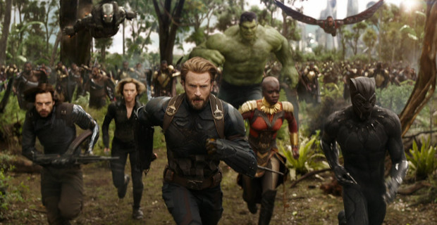 Weekend box office: Avengers: Infinity War dominates as expected