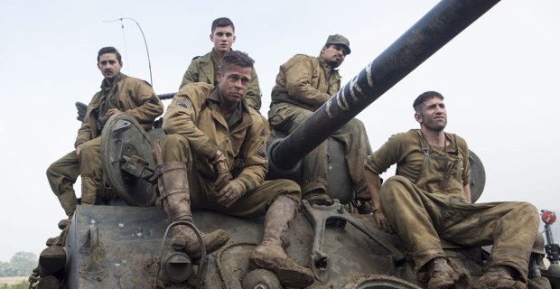 Fury 4K Ultra HD Blu-ray Review
