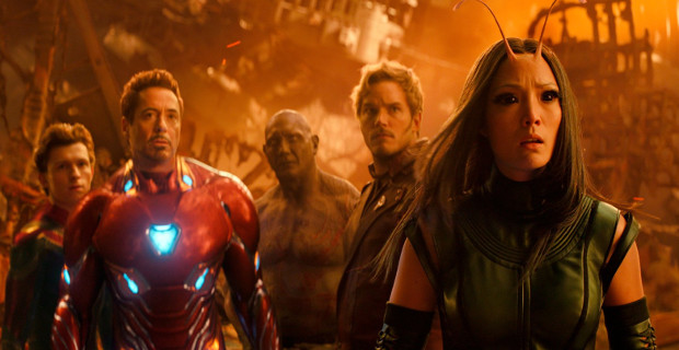 Weekend box office: Avengers: Infinity War keeps going strong