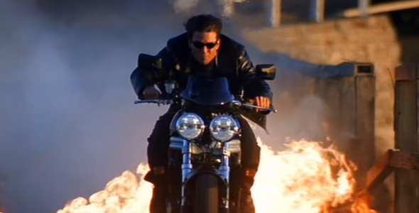 Mission Impossible 2 4K Ultra HD