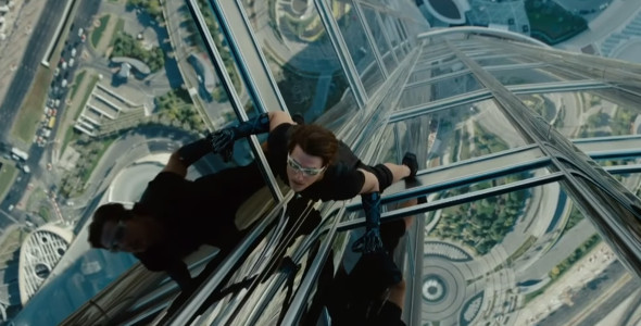Mission Impossible Ghost Protocol 4K Ultra HD