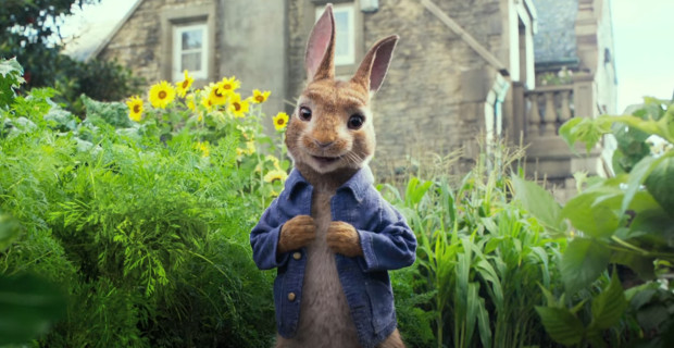 Peter Rabbit 4K Ultra HD Blu-ray Review
