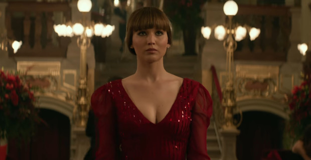 Red Sparrow 4K Ultra HD Blu-ray Review