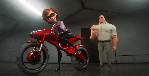 Weekend box office: Incredibles 2 lives up to expectations