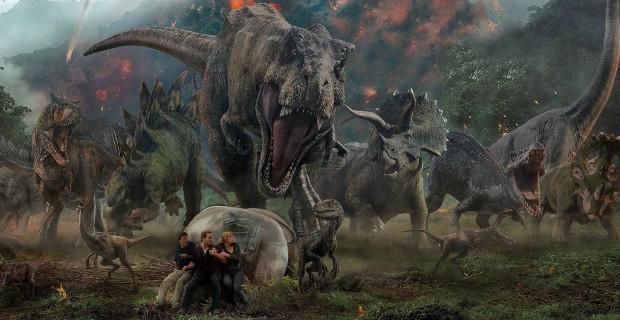 Weekend box office: Jurassic World: Fallen Kingdom beats out Incredibles 2