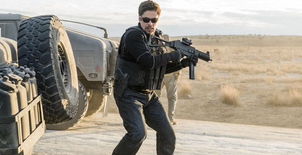 Weekend box office: Sicario can't beat Jurassic World: Fallen Kingdom