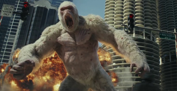 Rampage 4K Ultra HD Blu-ray Review
