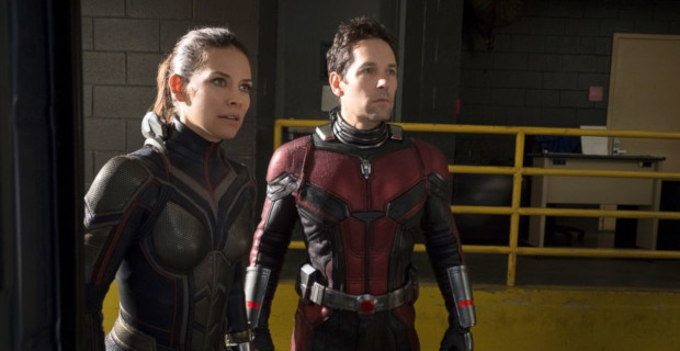 Weekend box office: Ant-Man and the Wasp easily take the top spot