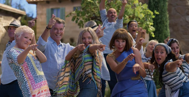 Weekend box office: Mamma Mia! Here We Go Again narrowly beats Equalizer 2