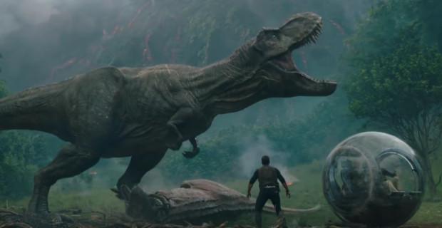 Jurassic World: Fallen Kingdom 4K Ultra HD Blu-ray Review