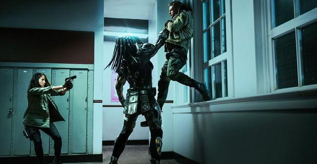 The Predator Movie Review