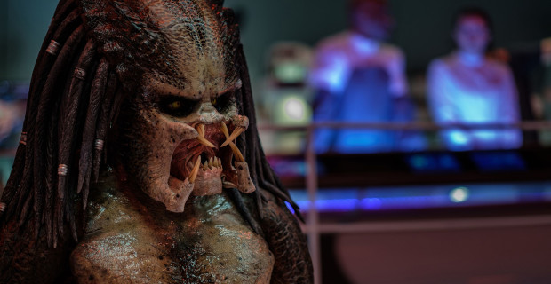 Weekend box office: The Predator dethrones The Nun