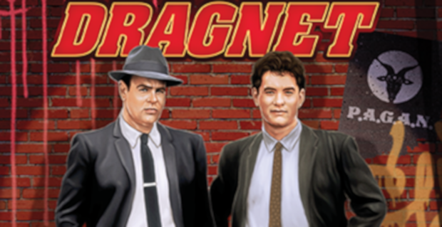 Dragnet Blu-ray Review