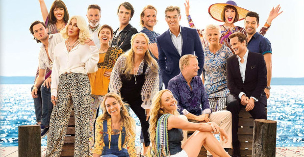 Mamma Mia! Here We Go Again 4K Ultra HD Blu-ray Review