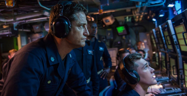 Weekend box office: Hunter Killer struggles while Halloween continues to do well