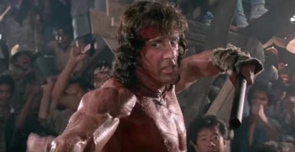 Rambo III 4K Ultra HD