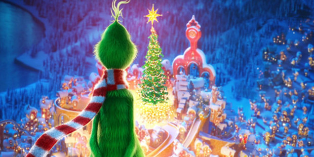 Dr. Seuss' The Grinch (2018) Movie Review
