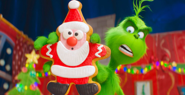 Weekend box office: The Grinch steals the top spot