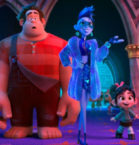 Weekend box office Ralph Breaks the Internet