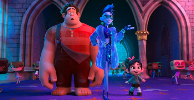 Weekend box office: Ralph Breaks the Internet continues to dominate
