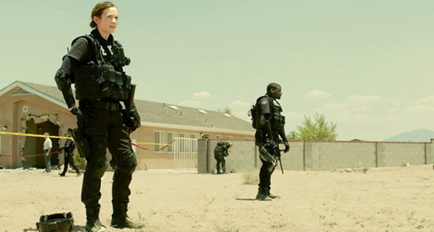 Sicario Blu-ray Review