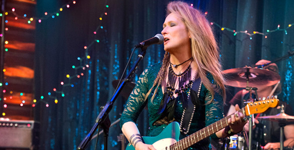 Meryl Streep in Ricki and the Flash