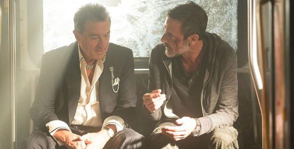 Jeffrey Dean Morgan, Robert De Niro in Heist