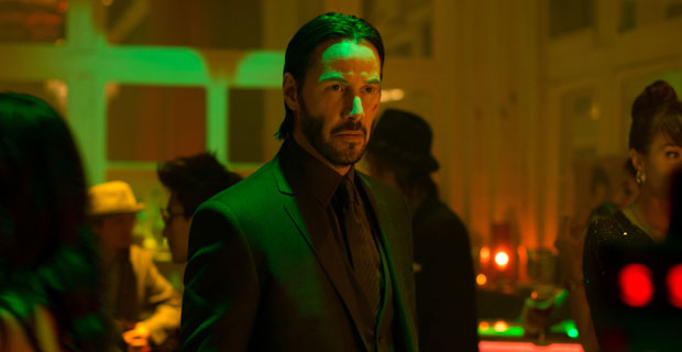 John Wick 4K Ultra HD Blu-ray Review