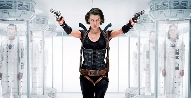Resident Evil: Afterlife 4K Ultra HD Blu-ray Review