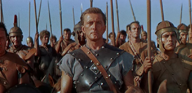 Spartacus 55th Anniversary Blu-ray Review