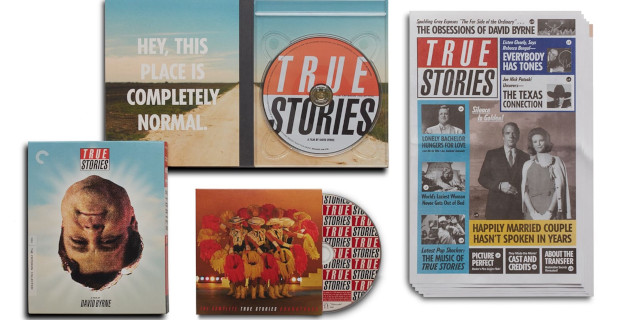 True Stories Criterion Collection Blu-ray Review