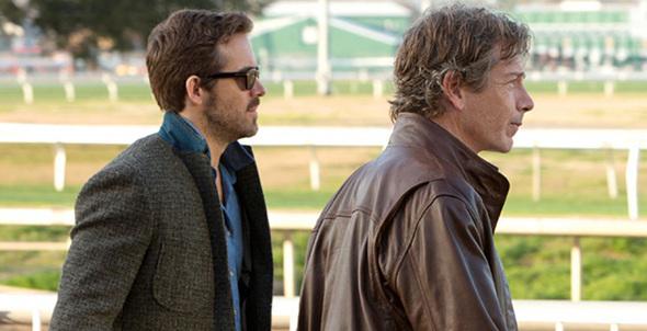 Ben Mendelsohn, Ryan Reynolds in Mississippi Grind