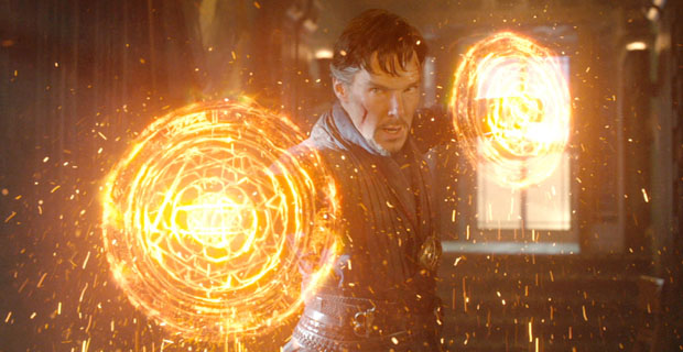 Doctor Strange 3D Blu-ray Review