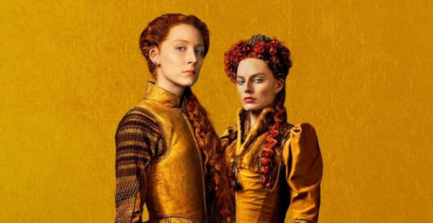 Mary Queen of Scots 4K Ultra HD Blu-ray Review