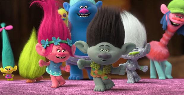 Trolls 4K Ultra HD Blu-ray Review