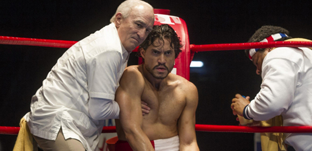Hands of Stone Blu-ray Review