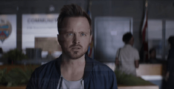 Aaron Paul in Come and Find Me