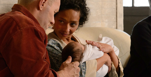 Ruth Negga, Joel Edgerton in Loving