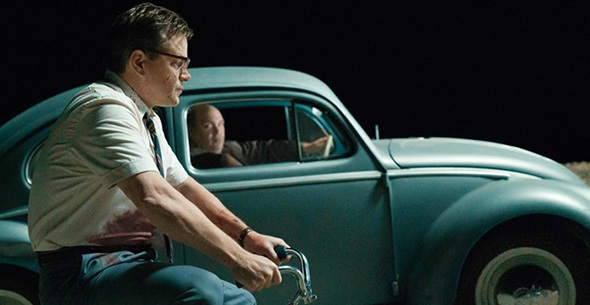 Matt Damon, Julianne Moore in Suburbicon